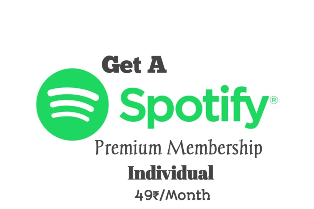 Get a Spotify premium account free