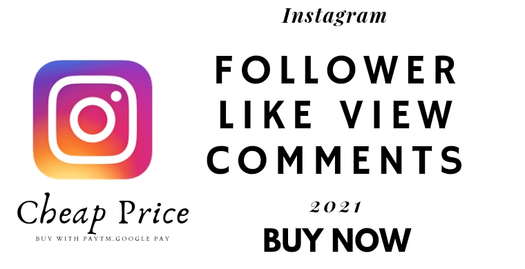 Buy Cheap Price Instagram followers   Like   Comment   View